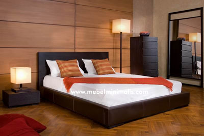 Furniture Minimalis Kayu Jati Jepara